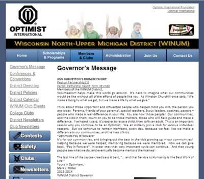 Wisconsin North-Upper Michigan District