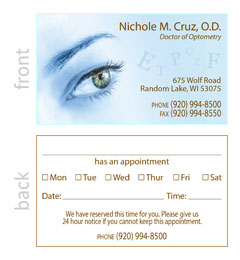 Nichole Cruz Business Card
