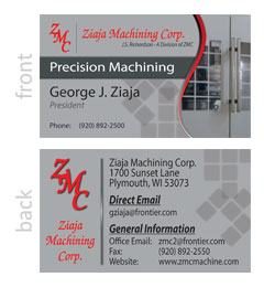 ZMC Business Card